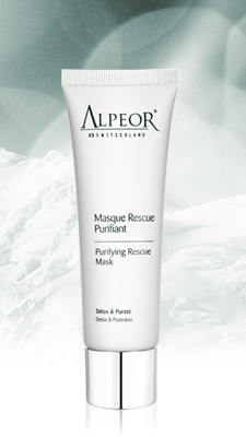 alpeor purifying rescue mask