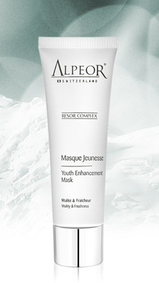 alpeor youth enhancement mask