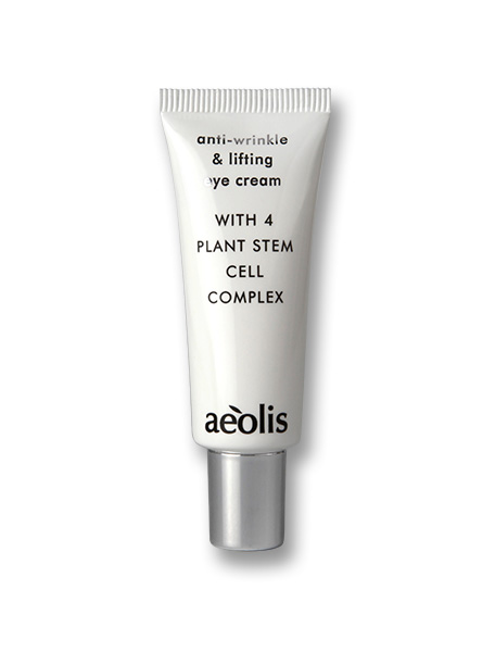aeolis anti-wrinkle and lifting eye cream
