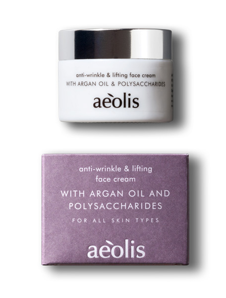 aeolis anti wrinkle lifting face cream