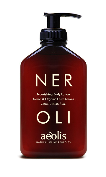 aeolis nourishing body lotion