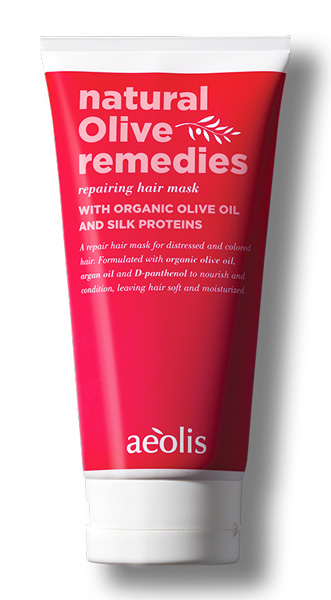 aeolis repairing hair mask