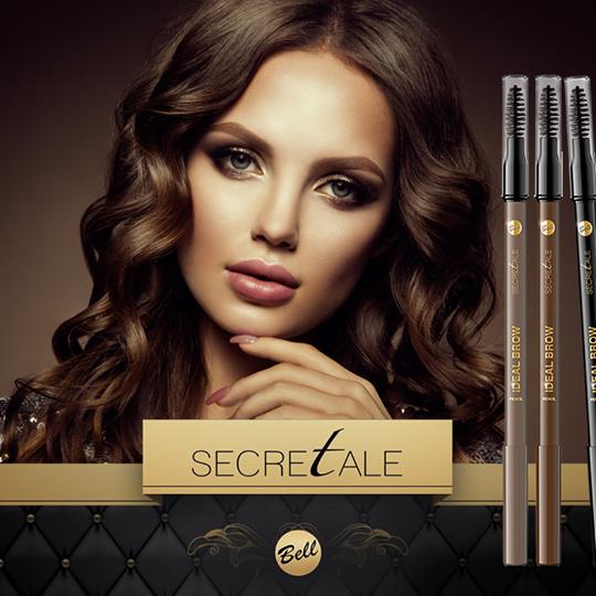bell: secretale ideal brow pencil