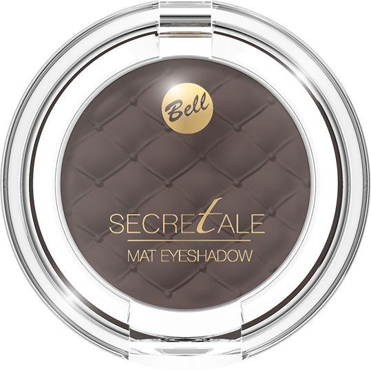 bell: secretale mat eyeshadow