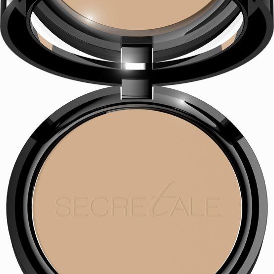 bell: secretale mattifying compact powder