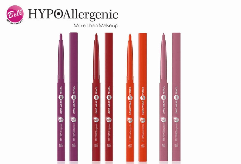 bell: hypoallergenic long-wear lip pencil