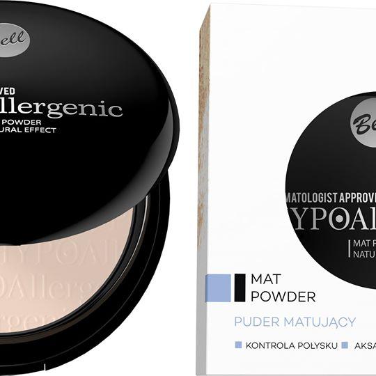 bell: hypoallergenic mat powder