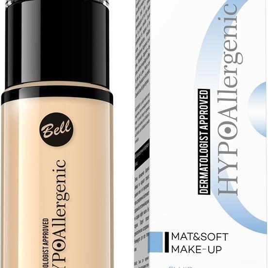 bell: hypoallergenic mat soft make-up