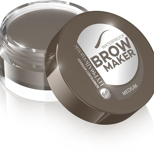 bell: hypoallergenic waterproof eye brow maker