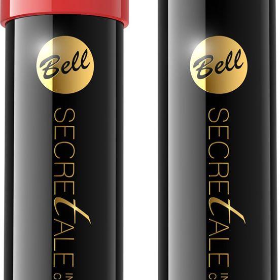bell: secretale intense & mat colour lipstick