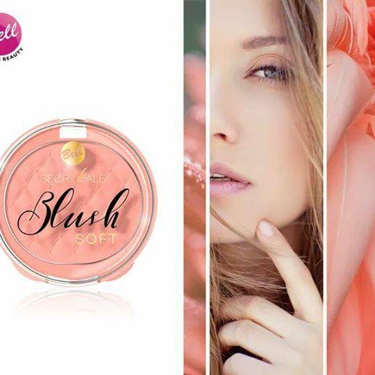bell: secretale soft blush